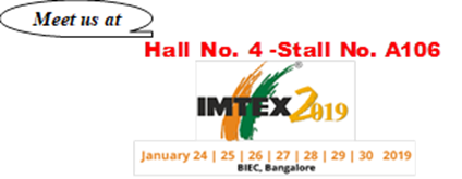 IMTEX - BANGALORE